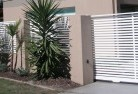 Ali Curung Front yard fencing 8